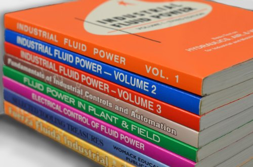 Electrical Control of Fluid Power 3rd edition cover