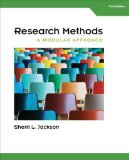 Research Methods: A Modular Approach  2014 9781285750491 Front Cover