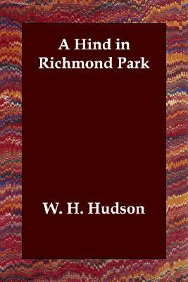 Hind in Richmond Park  N/A 9781406830491 Front Cover
