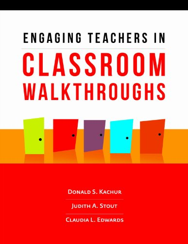 Engaging Teachers in Classroom Walkthroughs  N/A edition cover