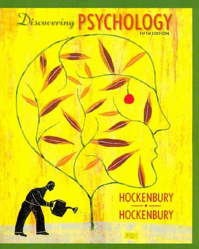 Discovering Psychology and Study Guide  5th 2010 edition cover