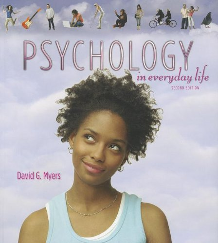 Psychology in Everyday Life and PsychPortal access Card  2nd 2012 edition cover