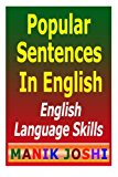 Popular Sentences in English English Language Skills N/A 9781492743491 Front Cover