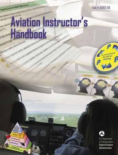 Aviation Instructor's Handbook  N/A edition cover