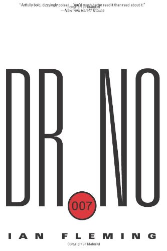 Dr. No  Unabridged  edition cover
