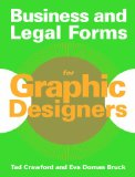 Business and Legal Forms for Graphic Designers  4th edition cover