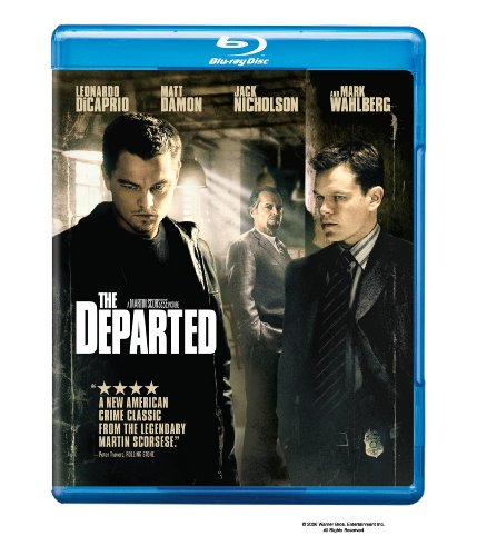 The Departed [Blu-ray] System.Collections.Generic.List`1[System.String] artwork