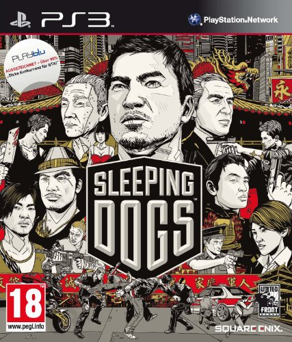 Sleeping Dogs (uncut) [UK] PlayStation 3 artwork
