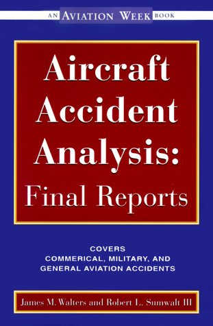 Aircraft Accident Analysis - Final Reports   2000 9780071351492 Front Cover