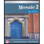 Mosaic, Level 2  5th 2007 edition cover
