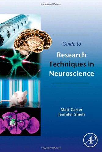 Guide to Research Techniques in Neuroscience   2010 edition cover