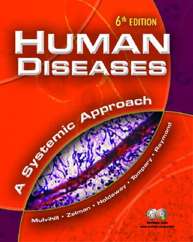 Human Diseases A Systemic Approach 6th 2006 edition cover