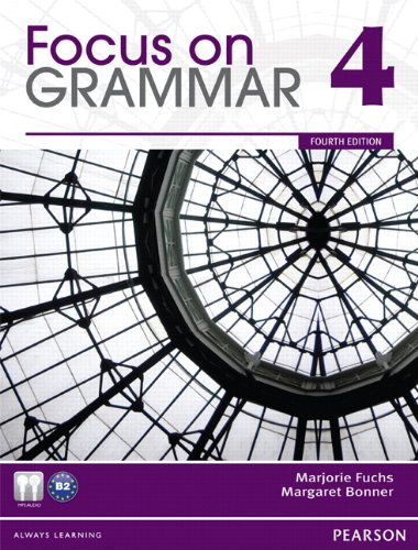 Focus on Grammar  4th 2012 (Revised) edition cover