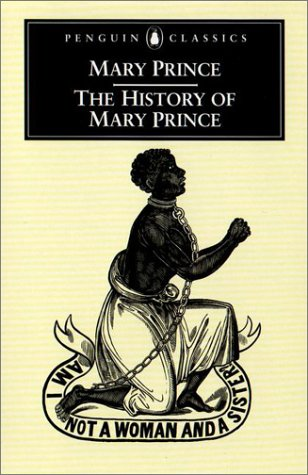 History of Mary Prince   2000 edition cover