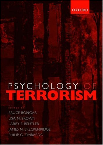 Psychology of Terrorism   2006 edition cover