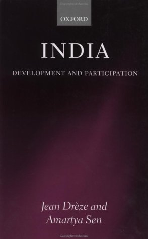 India Development and Participation 2nd 2002 (Revised) edition cover