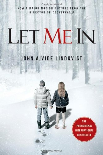Let Me In  Movie Tie-In  edition cover