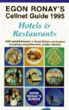 Cellnet Guide to Hotels and Restaurants: 1995  0 edition cover