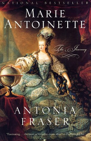 Marie Antoinette The Journey N/A edition cover