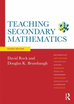 Teaching Secondary Mathematics  4th 2013 (Revised) edition cover