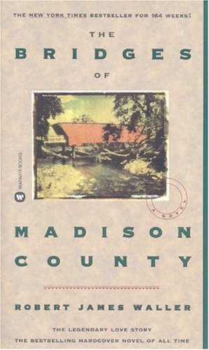 Bridges of Madison County   1992 (Reprint) edition cover