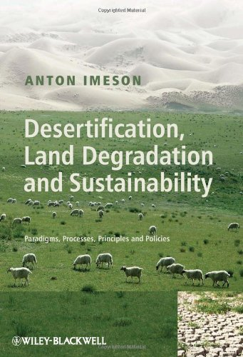Desertification, Land Degradation and Sustainability   2011 edition cover