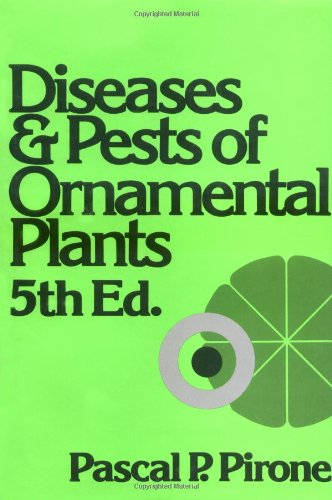 Diseases and Pests of Ornamental Plants  5th 1978 (Revised) edition cover