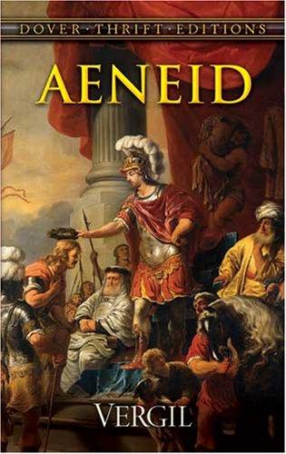 Aeneid   1995 (Unabridged) edition cover