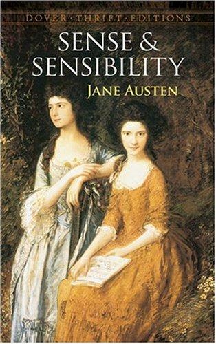 Sense and Sensibility   1996 (Unabridged) edition cover
