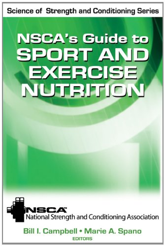 NSCA's Guide to Sport and Exercise Nutrition   2011 edition cover
