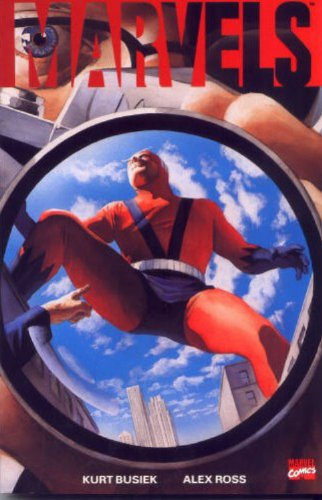 Marvels   2003 edition cover