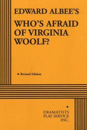 Who's Afraid of Virginia Woolf?   2004 edition cover