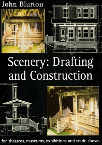 Scenery Draughting and Construction for Theatres, Museums, Exhibitions and Trade Shows  2002 edition cover