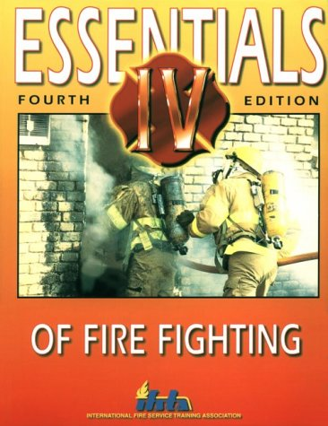 Essentials of Fire Fighting  4th 1998 edition cover