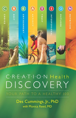CREATION HEALTH DISCOVERY      N/A edition cover