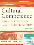 Cultural Competence in Health Education and Health Promotion  2nd 2014 edition cover