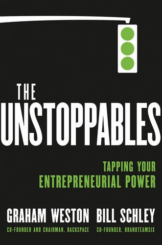 Unstoppables Tapping Your Entrepreneurial Power  2013 edition cover