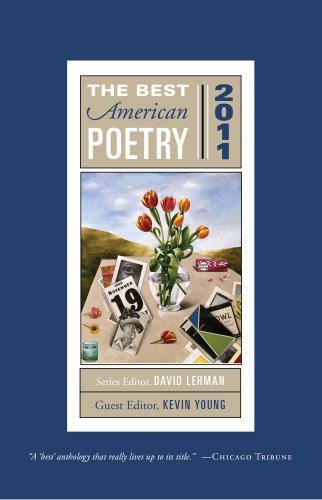Best American Poetry 2011  N/A edition cover