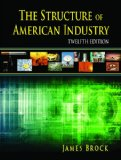 Structure of American Industry  12th edition cover