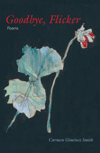 Goodbye, Flicker Poems  2012 edition cover