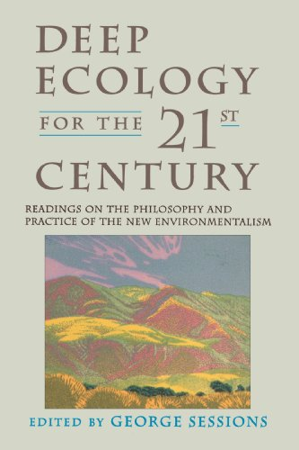 Deep Ecology for the Twenty-First Century   1995 edition cover