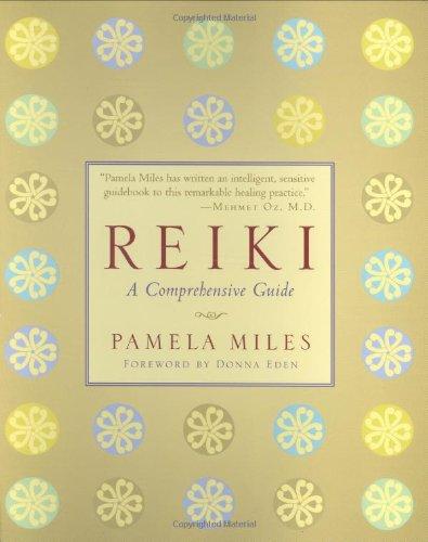 Reiki A Comprehensive Guide N/A edition cover