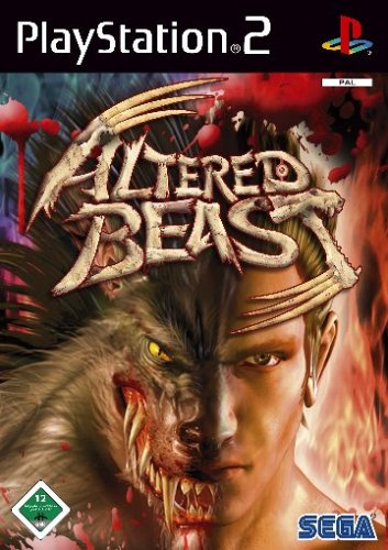 Altered Beast PlayStation2 artwork