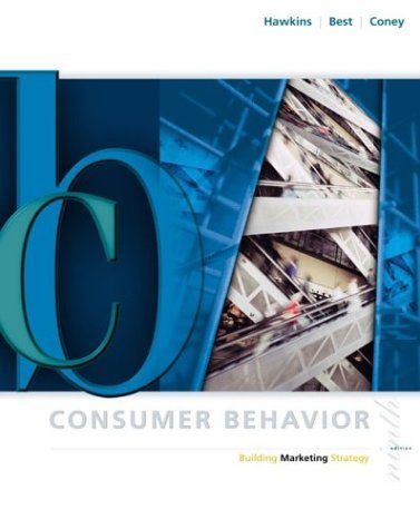 Consumer Behavior : Building Marketing Strategy (with DDB Needham Data Disk) 9th 2004 (Revised) edition cover