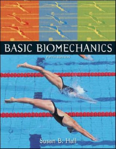 Basic Biomechanics with PowerWeb/OLC Bind-in Card  5th 2007 (Revised) edition cover