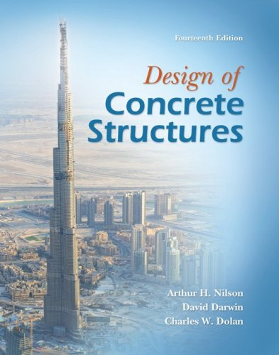 Design of Concrete Structures  14th 2010 edition cover