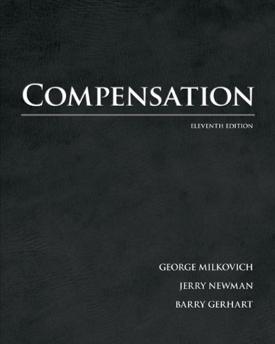 Compensation  11th 2014 9780078029493 Front Cover
