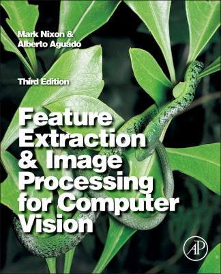 Feature Extraction and Image Processing for Computer Vision  3rd 2012 edition cover