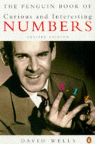 Penguin Dictionary of Curious and Interesting Numbers   1997 (Revised) edition cover