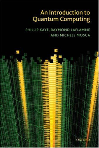 Introduction to Quantum Computing   2006 edition cover